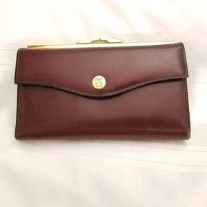Bosca Leather Wallet